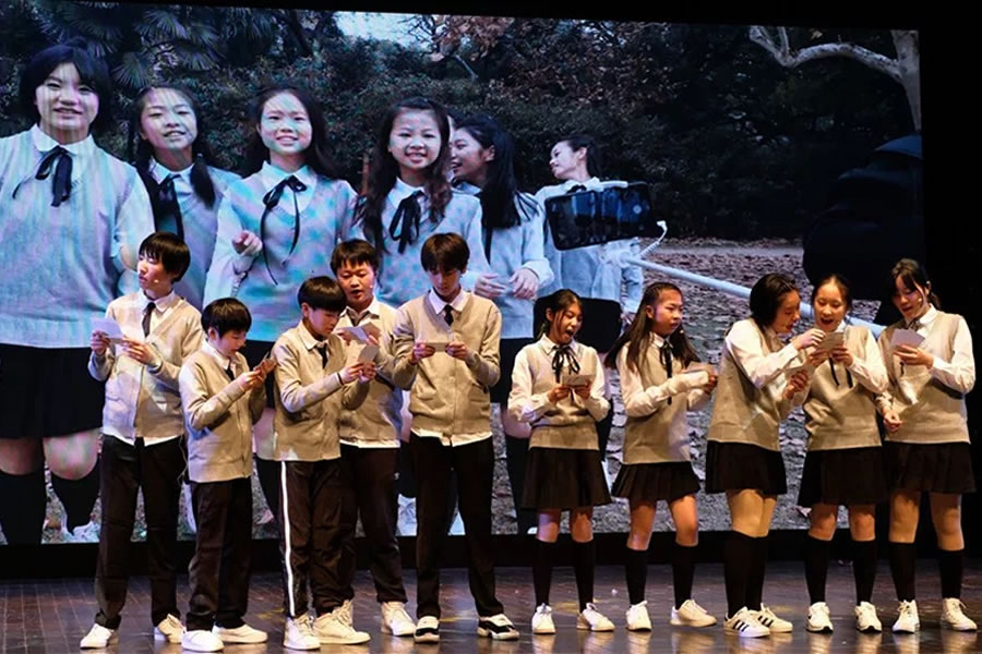 少年表演专业(10-14岁)